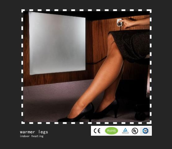 Warmer legs new radiant heating panel jiangyin for Warm toes radiant heat