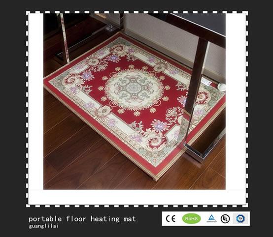 Floor Heating Mat Portable Floor Heating Blanket