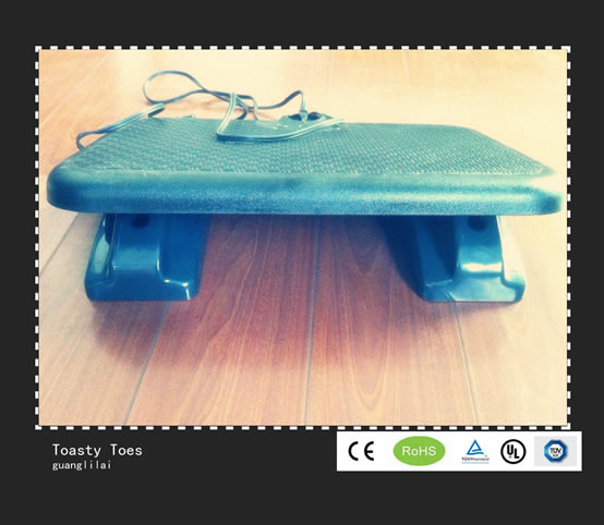 Toast Toes Heated Footrest Jiangyin Guanglilai