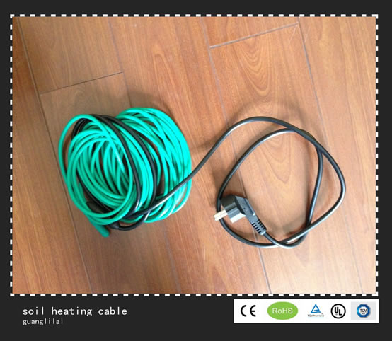 Electric Soil Heating Cable : Soil heating cable jiangyin guanglilai electrical co